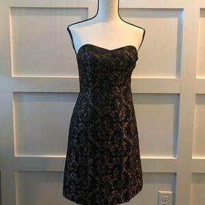 Never Worn Ann Taylor Loft Black Cocktail Dress